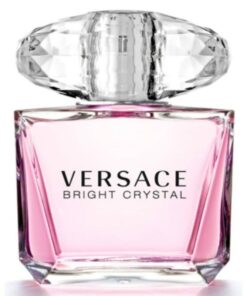 Versace Bright Crystal EDT For Women 200 ml