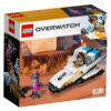 shop LEGO Overwatch Tracer vs. Widowmaker af LEGO - shopping hos shoppetur.dk