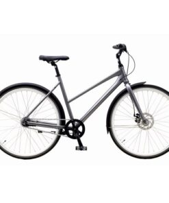 "shop Mustang Avalon 28"" damecykel med 7 gear - Stone grey af Mustang - shopping hos shoppetur.dk"