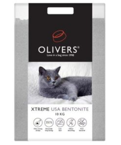 shop Olivers kattegrus - Xtreme USA betonite af Olivers - shopping hos shoppetur.dk