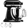 shop KitchenAid røremaskine - Artisan - Sort af KitchenAid - shopping hos shoppetur.dk