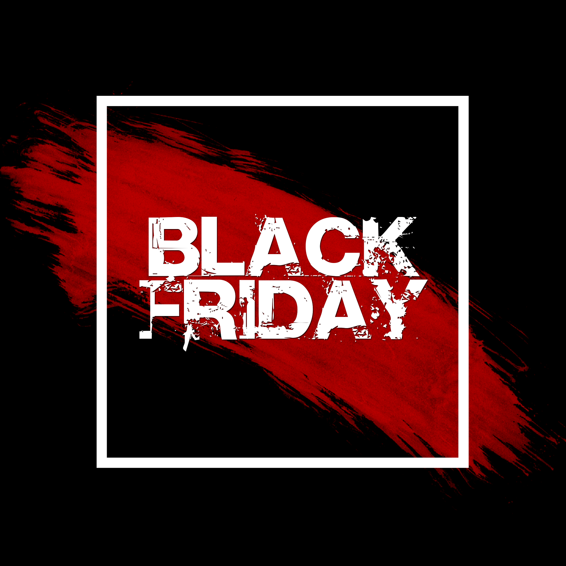 black friday tilbud shop butik shoppetur
