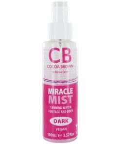 Cocoa Brown Miracle Mist Tanning Water 100 ml - Dark