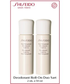 Shiseido Anti-Perspirant Deodorant Roll-On Duo (Limited Edition)