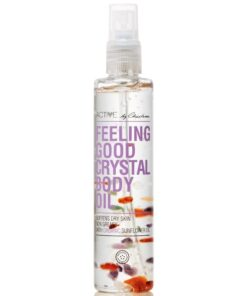 Active By Charlotte Feeling Good Crystal Body Oil 150 ml