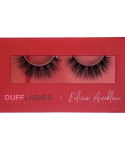 DUFFLashes My Fave - Felicia Aveklew