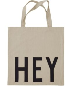 Design Letters Favourite Tote Bag - Hey