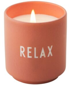 Design Letters Scented Candle 167 gr. - Relax