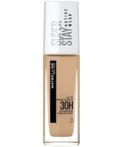 Maybelline Superstay Active Wear Foundation 30 ml - 31 Warm Nude
