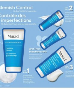 Murad Blemish Control 30-Day Trial Kit (Limited Edition)