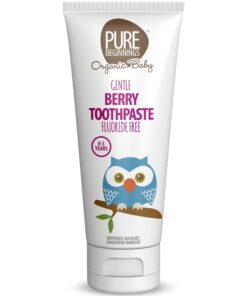 Pure Beginnings Berry Toothpaste 75 ml