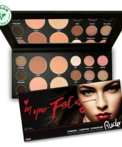 Rude Cosmetics In Your Face - Eyebrow