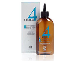 System 4 Climbazole Scalp Tonic T for Scalp Problems and Hair Loss 100 ml (U)
