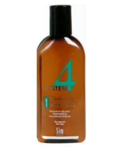 System 4 Climbazole Shampoo #1 For Normal To Oily Hair 100 ml (U)