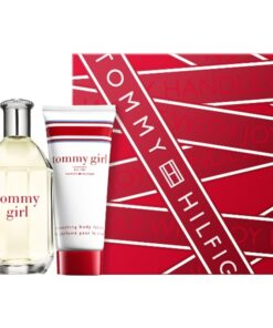 Tommy Hilfiger Tommy Girl EDT Gift Set (Limited Edition)