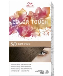 Wella Color Touch - 5/0 Light Brown