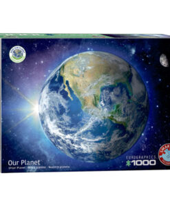 shop Eurographics puslespil - Save our Planet - Our Planet af Eurographics - shopping hos shoppetur.dk