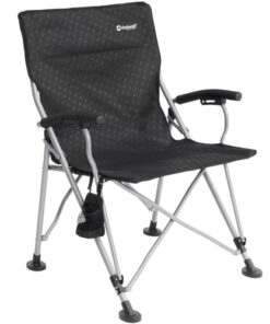 shop Outwell campingstol - Campo XL - Sort af Outwell - shopping hos shoppetur.dk