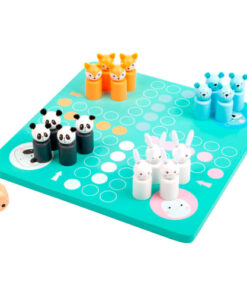shop Small Foot ludo - Pastel af Small Foot - shopping hos shoppetur.dk